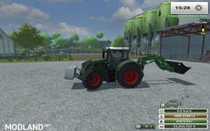 Fendt rear loader Cargo R v1.0 MR, 5 photo