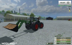 Fendt rear loader Cargo R v1.0 MR, 6 photo