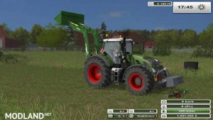 Fendt rear loader Cargo R v1.0 MR, 8 photo