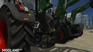 Fendt rear loader Cargo R v1.0 MR, 2 photo