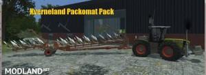 Kverneland plow Pack PW RW Packomat v5.99 Beta MR, 4 photo