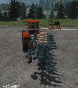 Rabe Werk 6 Furrow Plow, 4 photo