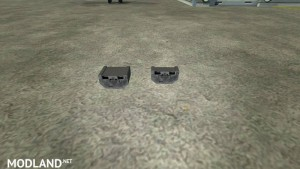 Steyr Front Weights Pack v1.0, 1 photo