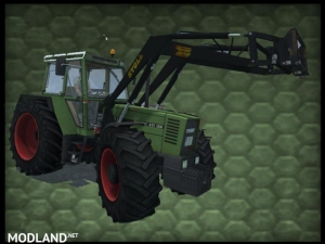 Stoll front loaders texture v 1.0