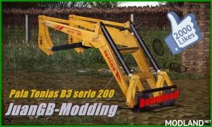 Tenias B3 Series 200 v 1.0, 3 photo