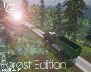 Forest Edition v 2.1, 1 photo