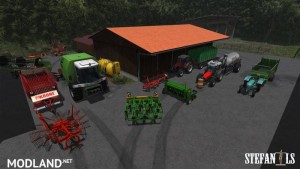 Gamsting v2.0 Chopped Straw Soil Mod, 9 photo