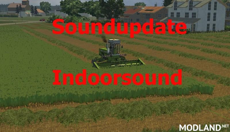 E303 Sound Update and Indoor Sound