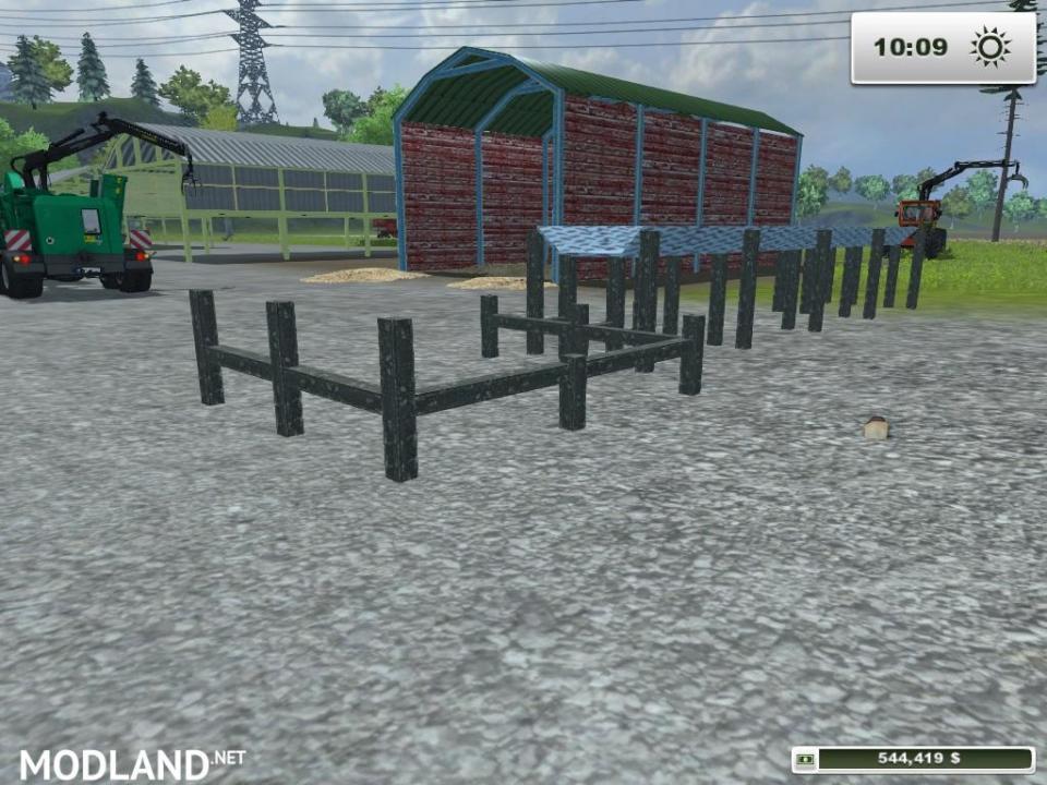 Chipper Docking Station
