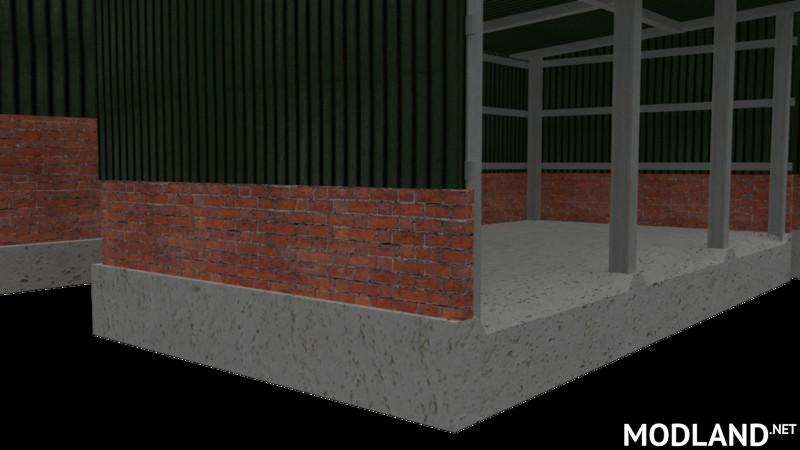 Machinery Buildings