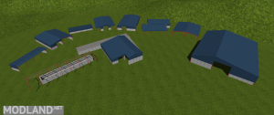 Irish Farm Shed Pack