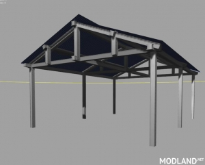 Machinery shed v 1.0, 1 photo