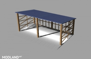 Shed for Equipment v 1.0