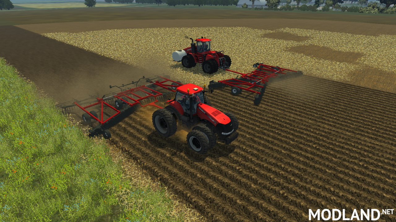 Case IH Wing Disk Pack (More Realistic)