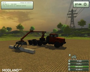 KrAZ and Trailers Pack v 2.1, 10 photo