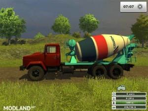 KrAZ and Trailers Pack v 2.1, 2 photo