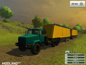 KrAZ and Trailers Pack v 2.1, 4 photo