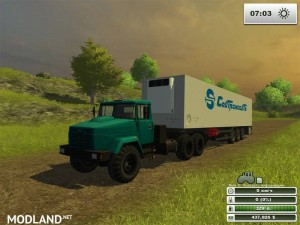 KrAZ and Trailers Pack v 2.1, 5 photo
