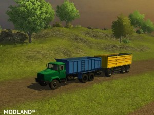 KrAZ and Trailers Pack v 2.1, 6 photo
