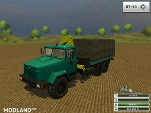 KrAZ and Trailers Pack v 2.1, 8 photo