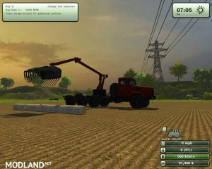 KrAZ and Trailers Pack v 2.1, 9 photo
