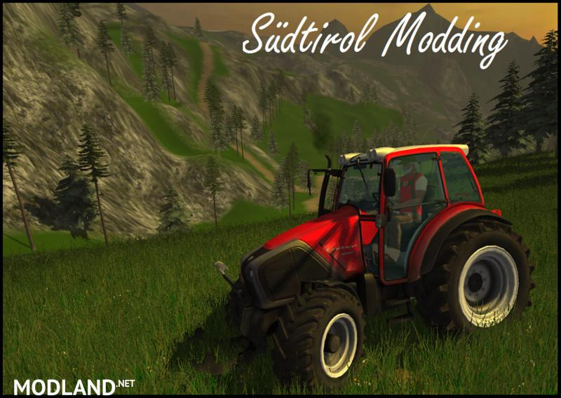 South Tyrol Modding Farmer Textures