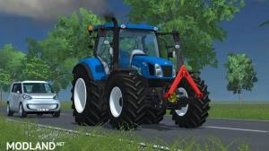 NEW HOLLAND T6.160 v 1.5, 2 photo