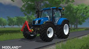 NEW HOLLAND T6.160 v 1.5
