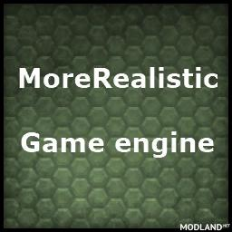 MoreRealistic Engine V1.3.61, 1 photo