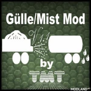 Slurry And Manure Mod V 2.01, 1 photo