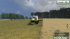 ChoppedStraw with SoilMod Plugin v1.2.06, 2 photo