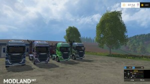 Scania 730 Forst Pack v 1.0, 10 photo