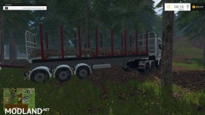 Scania 730 Forst Pack v 1.0, 4 photo