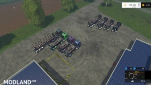Scania 730 Forst Pack v 1.0, 5 photo