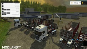 Scania 730 Forst Pack v 1.0, 6 photo