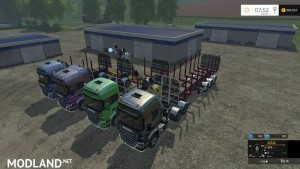 Scania 730 Forst Pack v 1.0, 7 photo