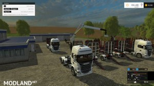 Scania 730 Forst Pack v 1.0, 9 photo