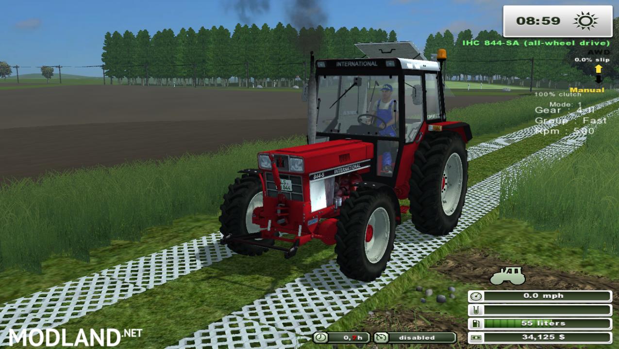 IHC 844 SA (More Realistic)