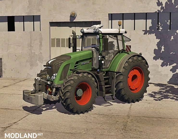 Fendt 936 VARIO [Fixed]