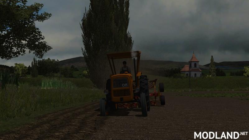 FIAT OM 615