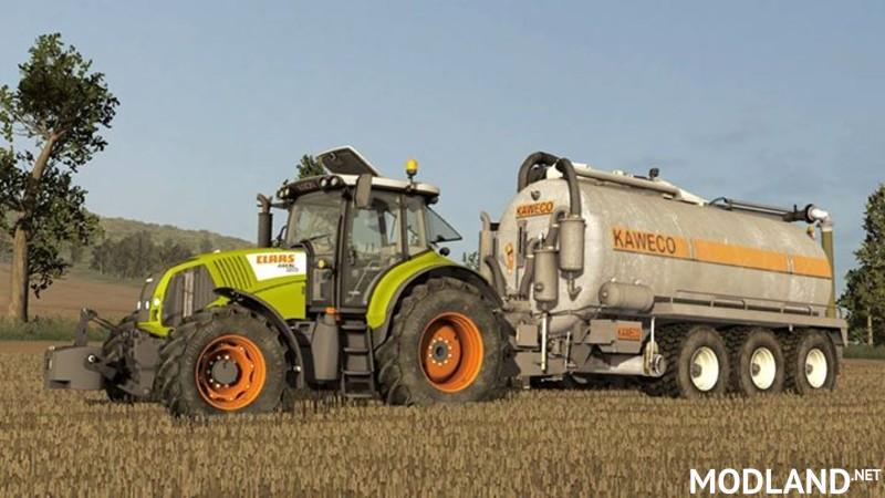 Claas Axion 830 v 1.0 Tractors