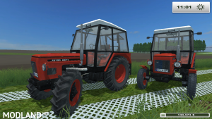 Zetor 6911 i 6945 (More Realistic) , 1 photo