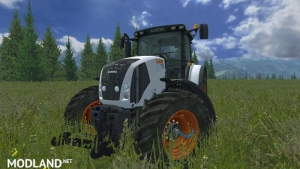 Claas Axion 830 Skin, 2 photo