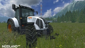 Claas Axion 830 Skin - External Download image