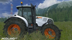 Claas Axion 830 Skin, 4 photo
