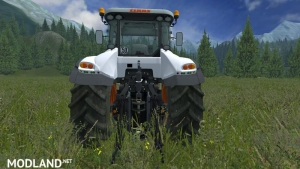 Claas Axion 830 Skin, 6 photo