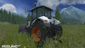 Claas Axion 830 Skin, 7 photo
