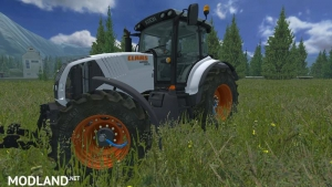 Claas Axion 830 Skin, 3 photo