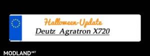 Deutz Agratron X720 Updates v1.0, 2 photo