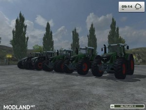Fendt 936 Vario Pack v5.8, 20 photo